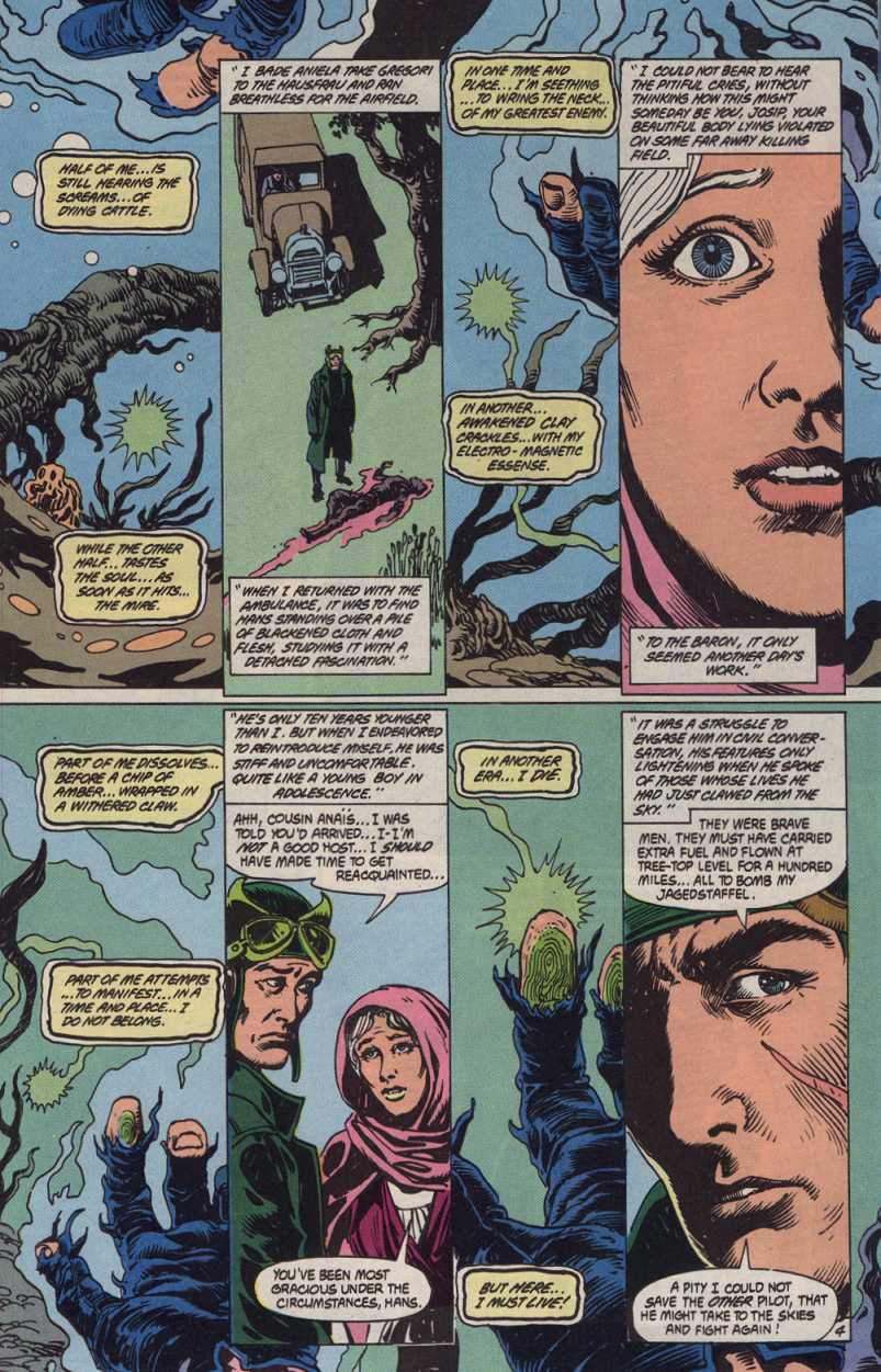 Swamp Thing (1982) Issue #83 #91 - English 4