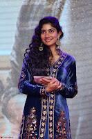 Beautiful Cute Sai Pallavi in dark Blue dress at Fidaa music launch  Exclusive Celebrities galleries 029.JPG