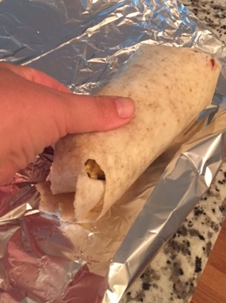 Shannon Myers 21 Day Fix Breakfast Burritos