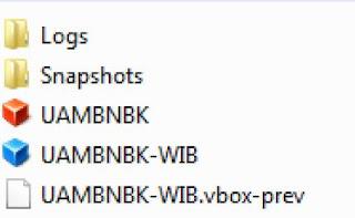 Cara Install VDI UAMBN-BK yang Benar