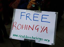 Free Rohingnya