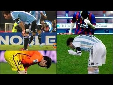 Terungkap! Makanan Ini yang Buat Messi Sering Muntah di Lapangan