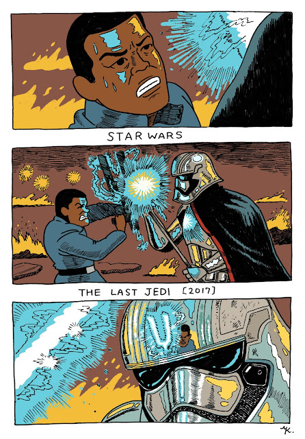 Finn vs Phasma