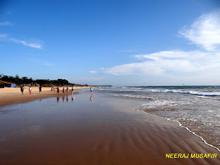 All Travel Information about Goa