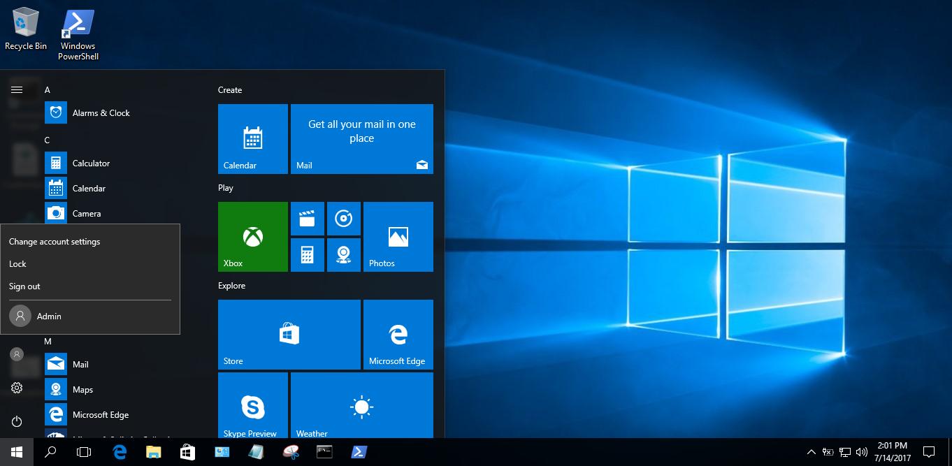 Cách chặn Windows tự động cài ứng dụng mặc định khi tạo tài khoản người dùng mới
