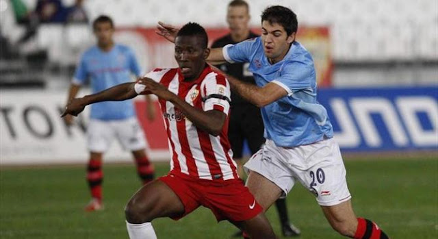 Celta Vigo vs Almeria