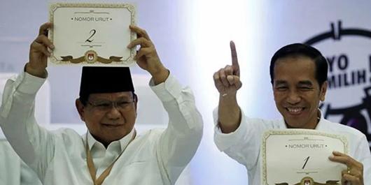 Quick Count di Sumatera: Jokowi Kalah Telak di Aceh, Sumbar dan Riau