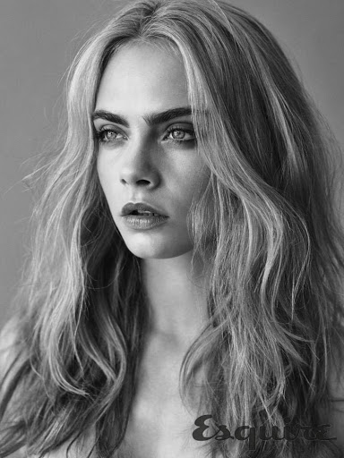 Cara Delevingne naked photo shoot for Esquire UK magazine