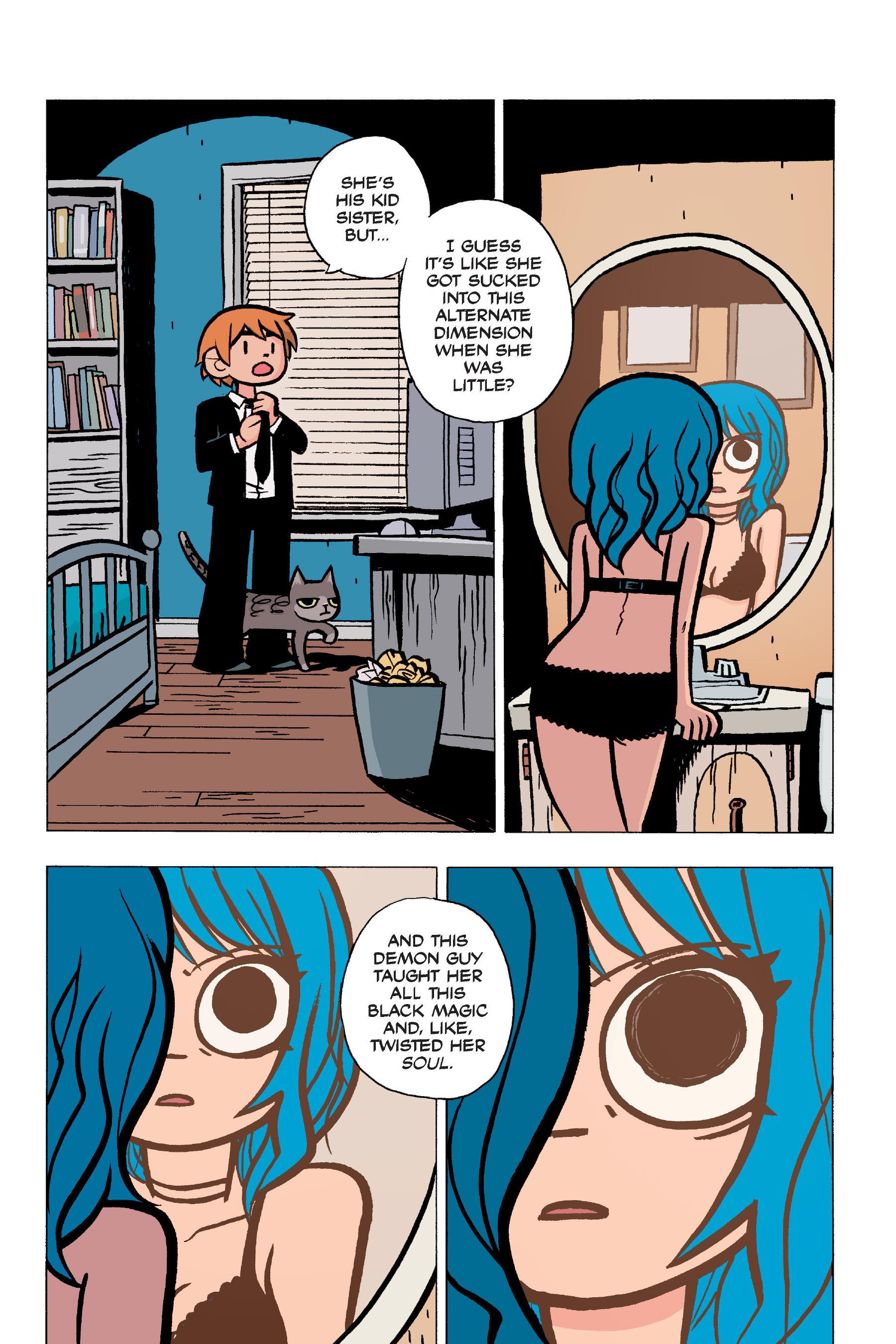 Read online Scott Pilgrim comic -  Issue #5 - 78