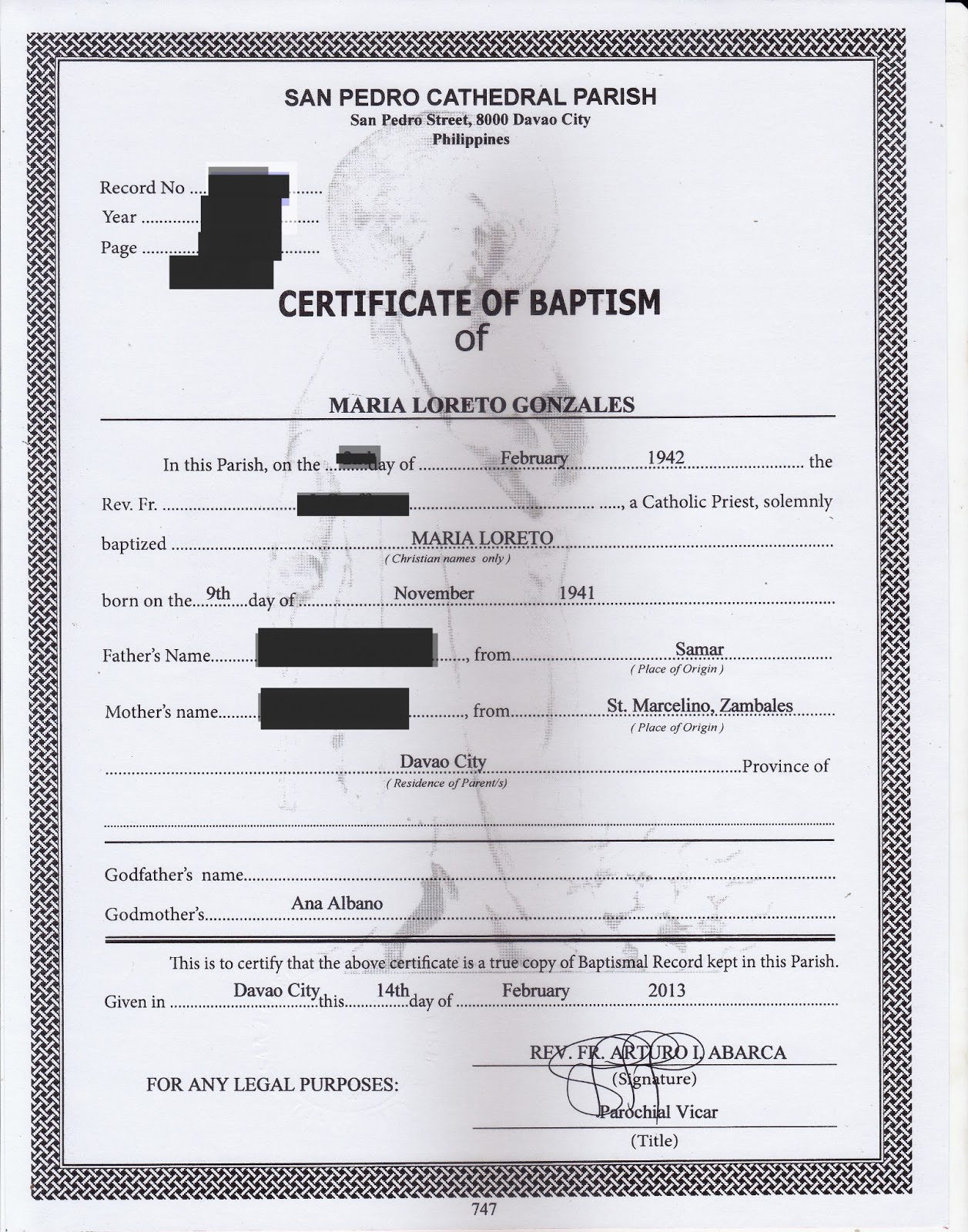 How to apply for late registration of birth the charm princess i get a copy of the affidavit of two disinterested persons from docstoc i just change some of its statement applying for my mom case xflitez Images