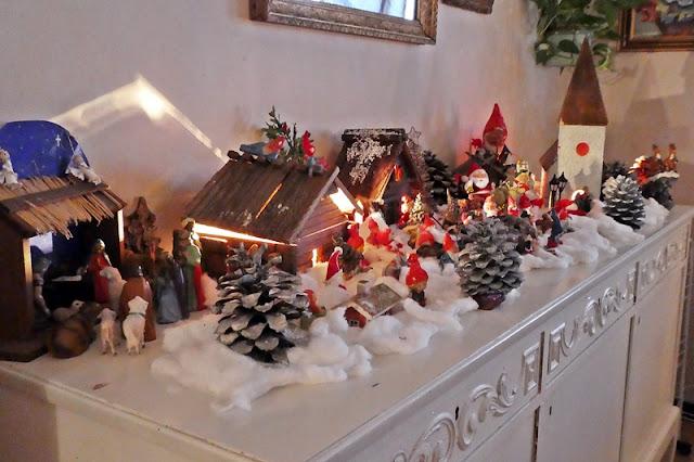 Julstök med vissa problem