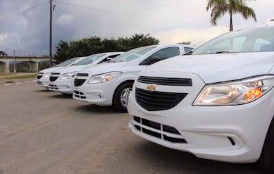 Prefeitura de Juquiá renova frota de veículos