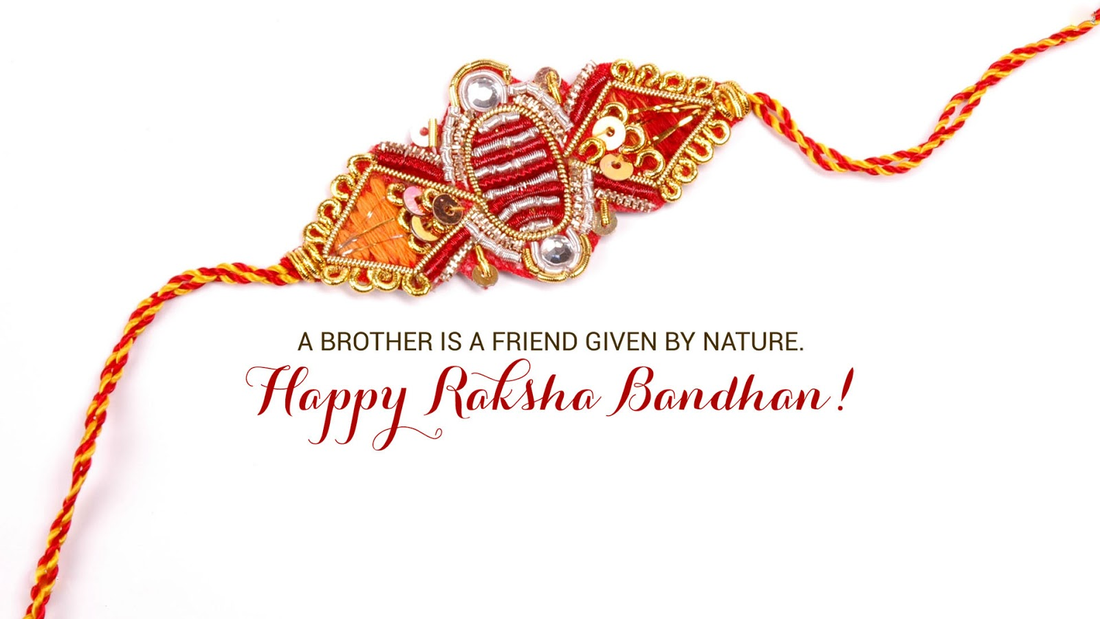 Rakhi Messages In English