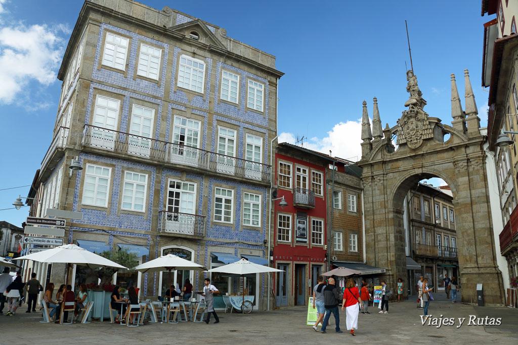 Porta Nova, Braga, Portugal