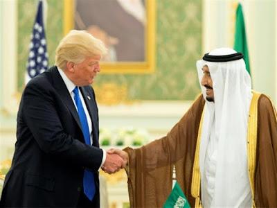دونالد ترامب, السعودية, الولايات المتحدة, الملك سلمان, أسعار النفط, العقوبات الأمريكية, إيران,