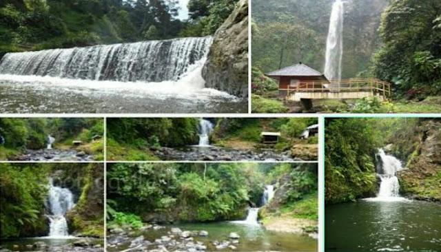 kali ini kami akan mengulas mengenai salah satu tempat wisata bandung yaitu Curug Tilu Le Wisata Curug Tilu Leuwi Opat Kabupaten Bandung