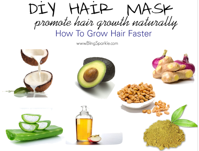 how to make natural hair grow fast