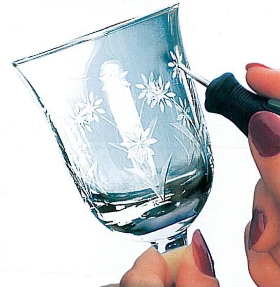 Favoloso Novara Metalli - il blog: Incidere il vetro : penna, punte  OV97