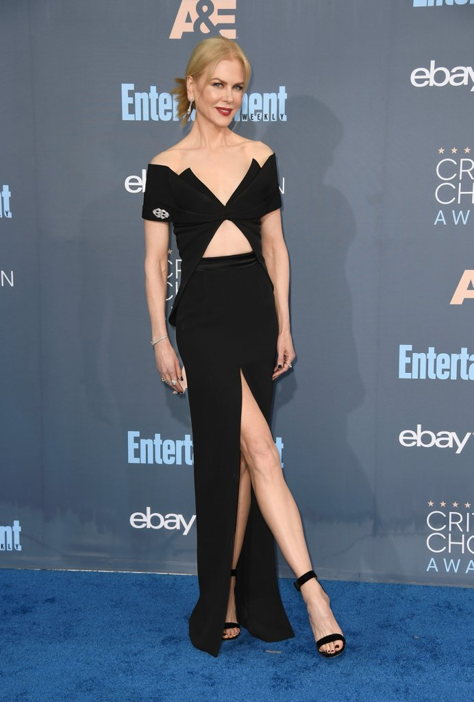 Critics Choice Awards 2016, Nicole Kidman