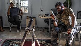 в Сирии американцы выступают на стороне террористов
