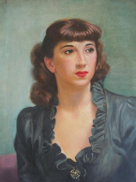 Sam Wainwright Painting