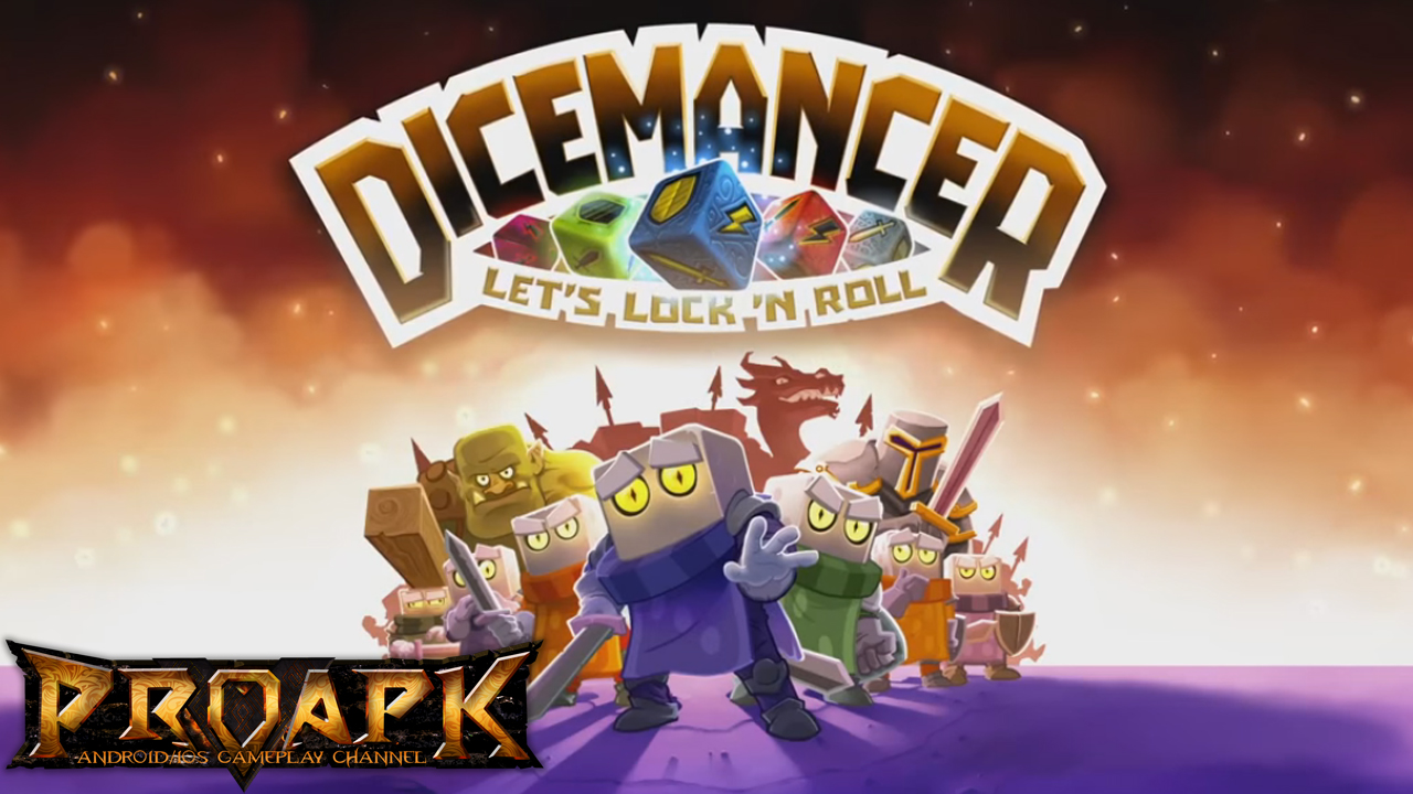 Dicemancer: Let's Lock 'n Roll!