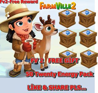 Farmville 2 Free Energy X20 Fv2 Free Reward