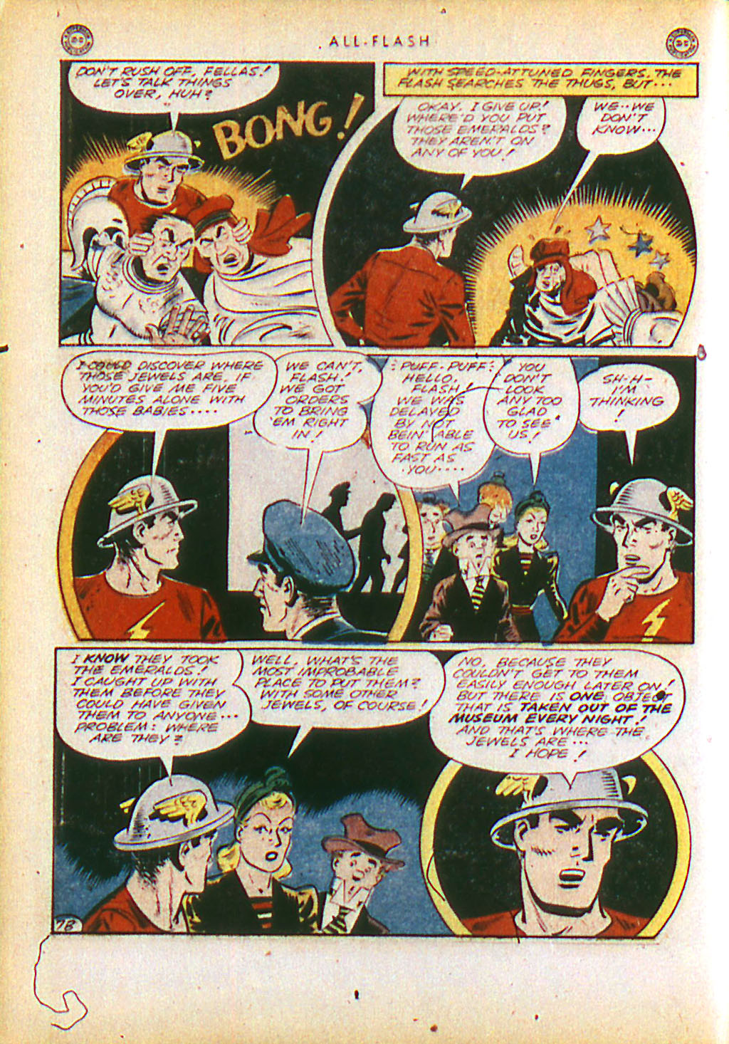 Read online All-Flash comic -  Issue #16 - 20