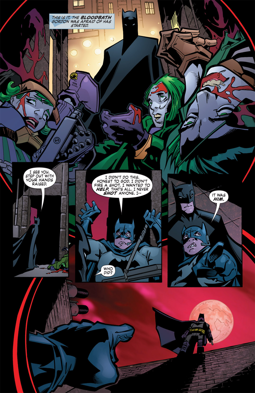Detective Comics (1937) 868 Page 19