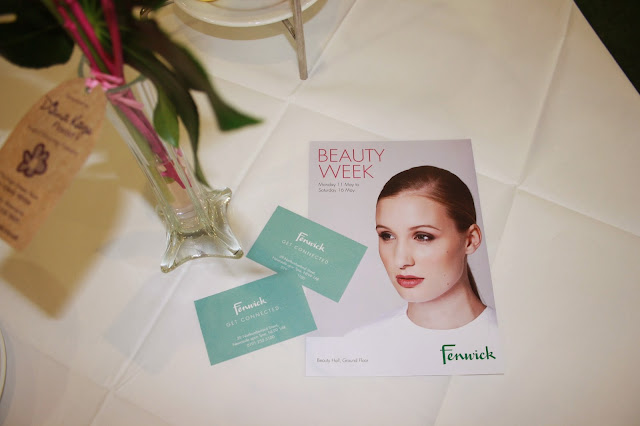 Fenwick Beauty Week | Beauty Blogger Event