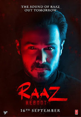 Raaz Reboot Trailer and Poster