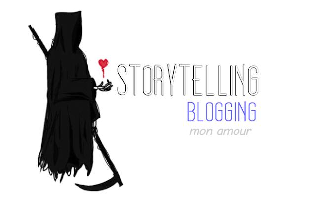 blogging storytelling comunicazione