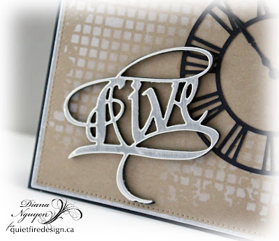 Diana Nguyen, Quietfire Design, Live, A Way With Words, Stencil
