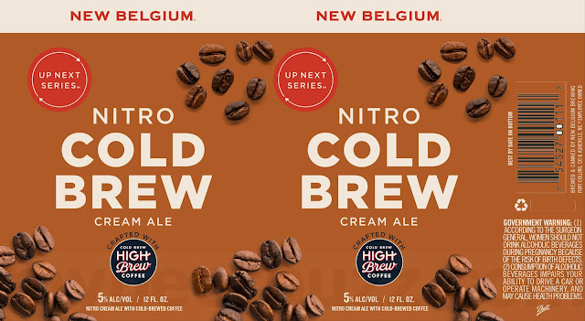 New Belgium Cold Brew & Nitro Cold Brew Coming To Up Next Series Cans