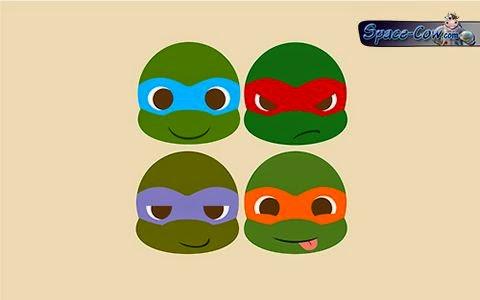 funny cute ninja turtles