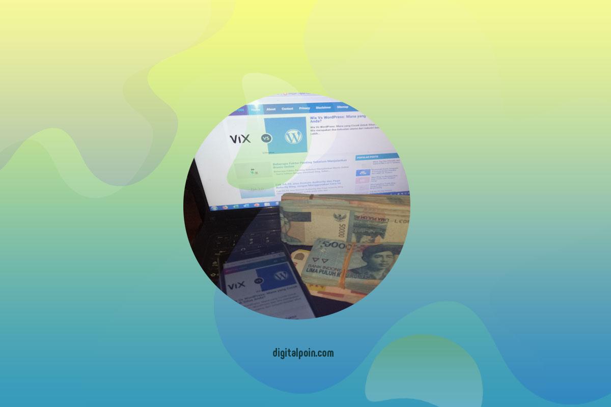 Rahasia Mudah Cara Menghasilkan Uang di Internet