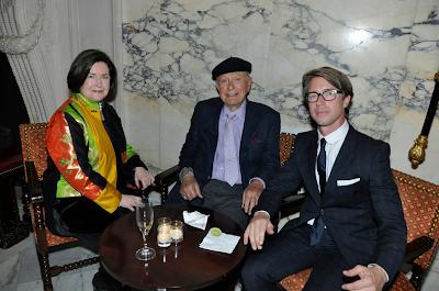 The New York School of Interior Design honors Jack Lenor Larsen and Thomas Woltz