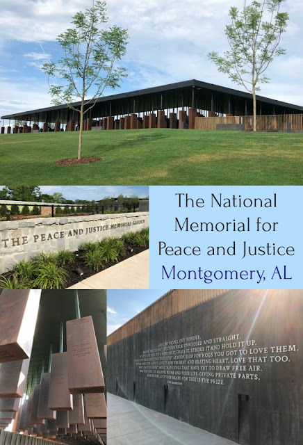 The National Memorial for Peace and Justice 417 Caroline St, Montgomery, AL 36104