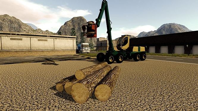 forestry 2017 simulation pc gameplay