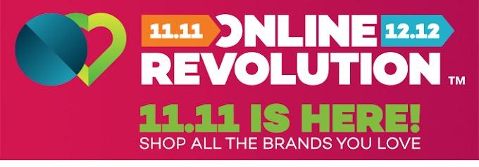 Lazada Online Revolution Special 2016 ~Jom Shopping!
