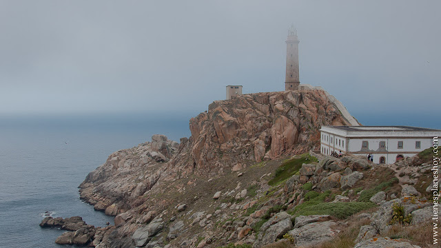 Cabo VIlan Camariñas Galicia