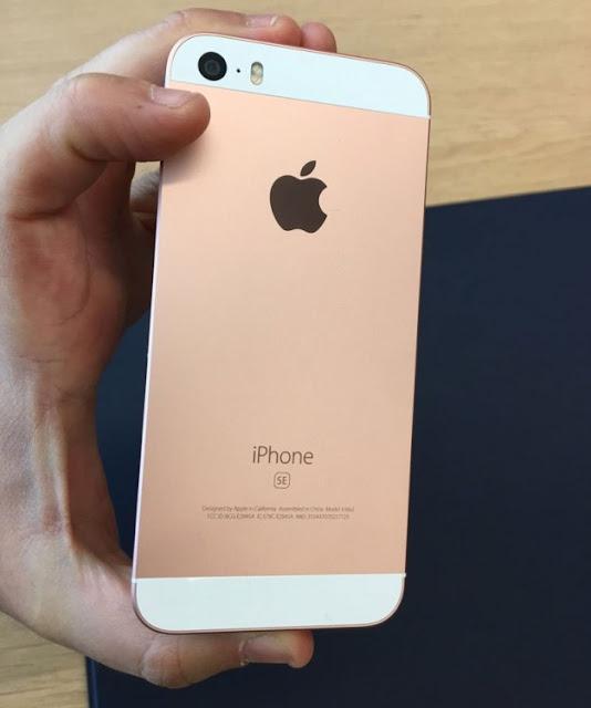 El nuevo iPhone SE el Pequeño Gigante de Apple