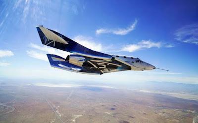 Els primers vols turístics espacials podrien arribar el 2019