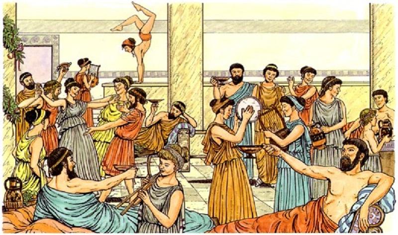 Секс с греками