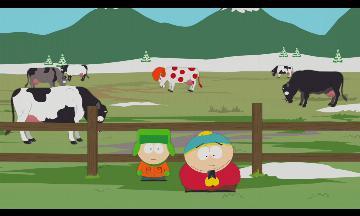South Park Episodio 17x06 Vaca Pelirroja