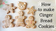 Gingerbread Cookies 薑餅人