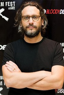 Fede Alvarez. Director of Evil Dead
