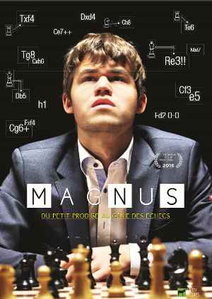 Sortie DVD et VOD du documentaire sur Magnus Carlsen - Photo © Pretty Pictures