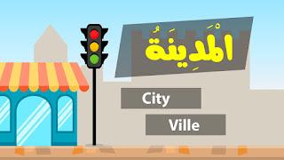 145 Contoh Kata Benda Dalam Bahasa Arab