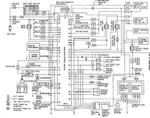 2002 Nissan Frontier wiring diagram  Download Free